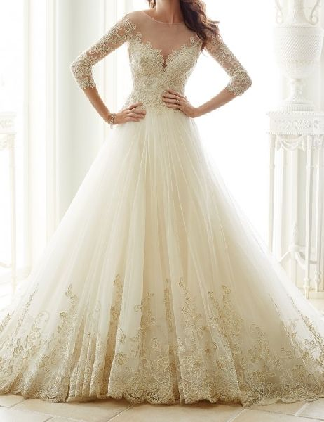 Bridal Gown Manufacturer in Mapusa Goa India by MF Foreign Trade ...
