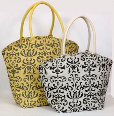da2d468eec Ladies Jute Handbags Manufacturer in Hyderabad Telangana India by ...
