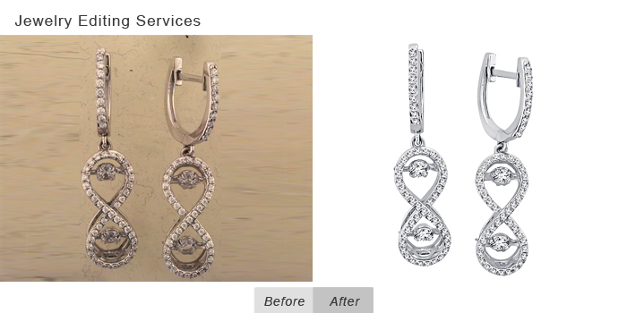 Jewelry Phpto Editing Service
