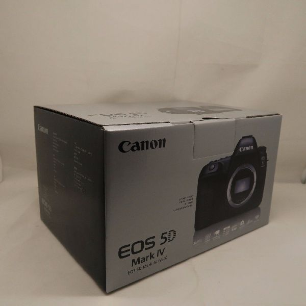 Canon EOS 5D Mark IV 30.4 MP Digital SLR Camera (DSLR)