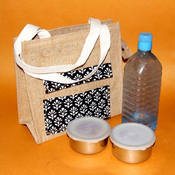 2a9561820abb Jute Lunch Bags Manufacturer in Pune Maharashtra India by Seva ...
