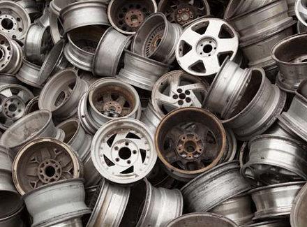 Alloy Wheels Scrap