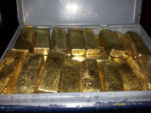 Bullion Gold Bars