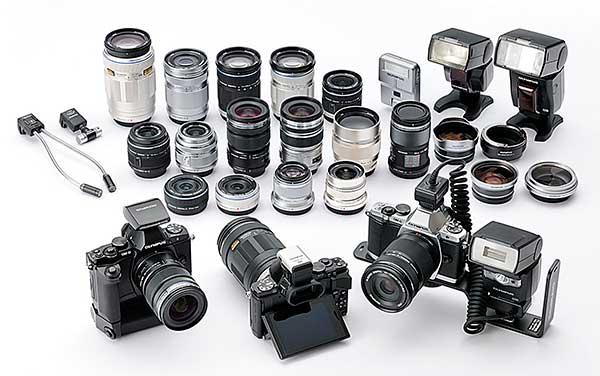 Camera Accessories & Phone Spare Parts