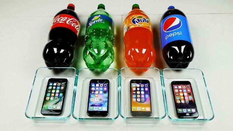 Coca Cola Soft Drinks