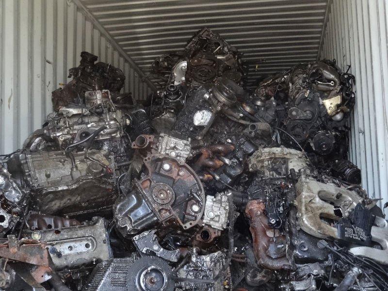 Engine Scraps