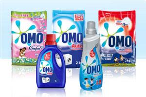 Omo Detergent Powder