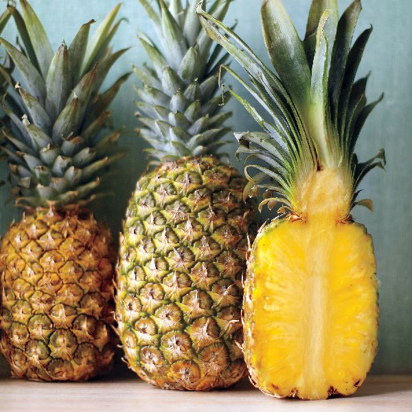 Pineapple and Canned Pineapple
