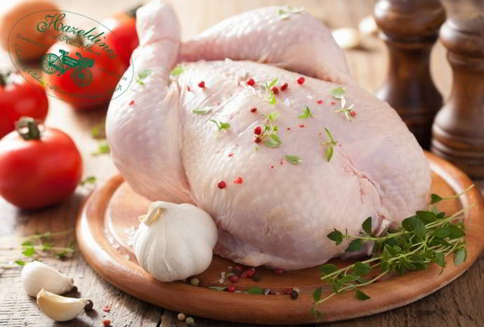 Whole Chicken Meat