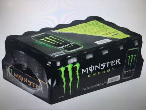 16-Ounce Cans Monster Energy Drink (Monster energy drink)
