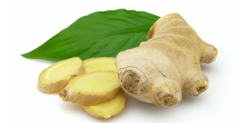 Organic Ginger
