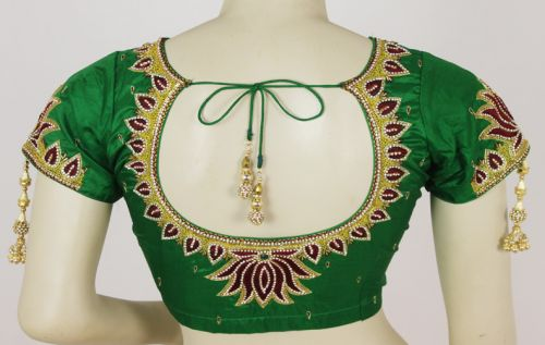 Saree Blouses Manufacturer In Kanyakumari Tamil Nadu India By Harini