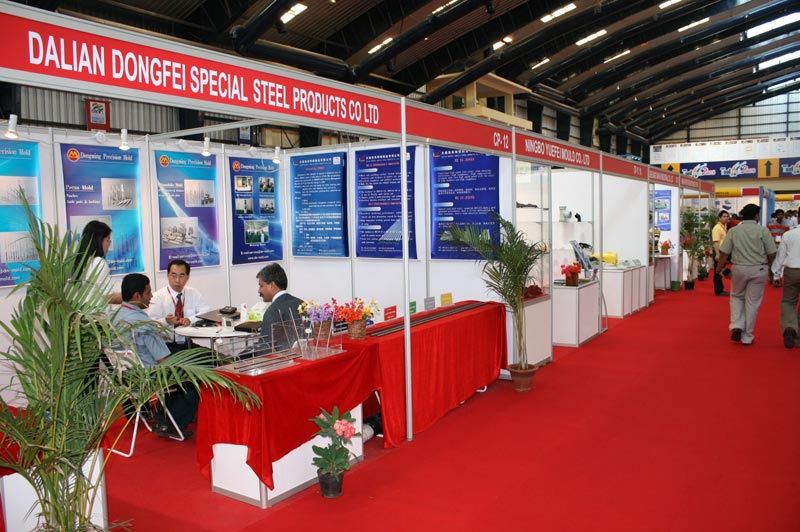 Exhibition Stall Fabrication : Services exhibition stall fabrication in bangalore offered by