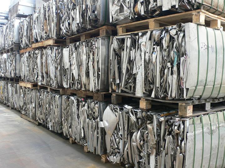 Aluminium Scrap (AL- #02543)