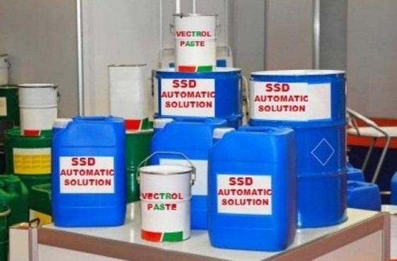 Ssd Supreme Solution (ssd - #025411)