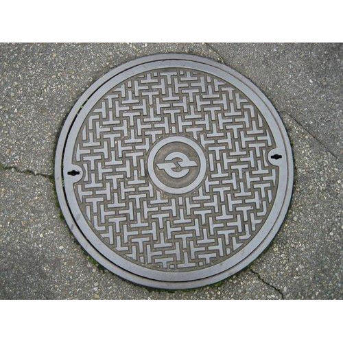 Iron Round Manhole Cover