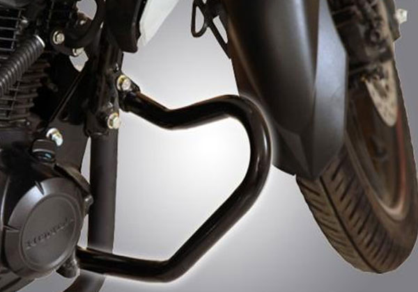 Two Wheeler Leg Guard