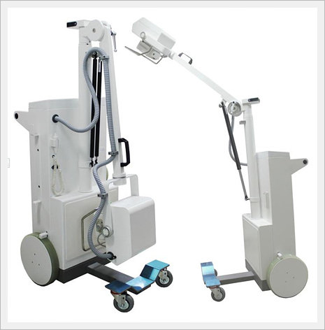 Radiology Department Mobile X-ray Unit