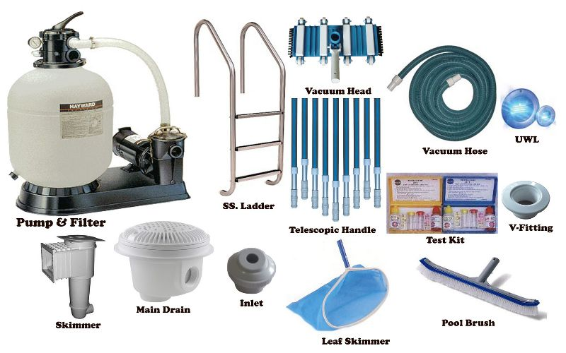 Swimming Pool Accessories Manufacturer in Gujarat India by ...