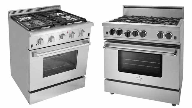 SS COOKING RANGE BURNERS