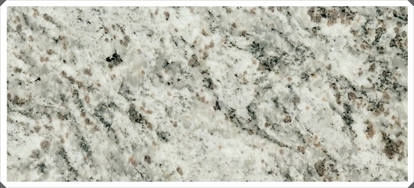 Dark Pale Blue Mineral Granite