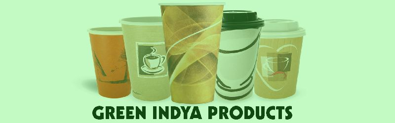 Disposable Paper Cups - Single/Multi-Color - All Sizes