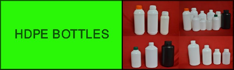 Hdpe Bottles Manufacturer in Gujarat India by B M Raj