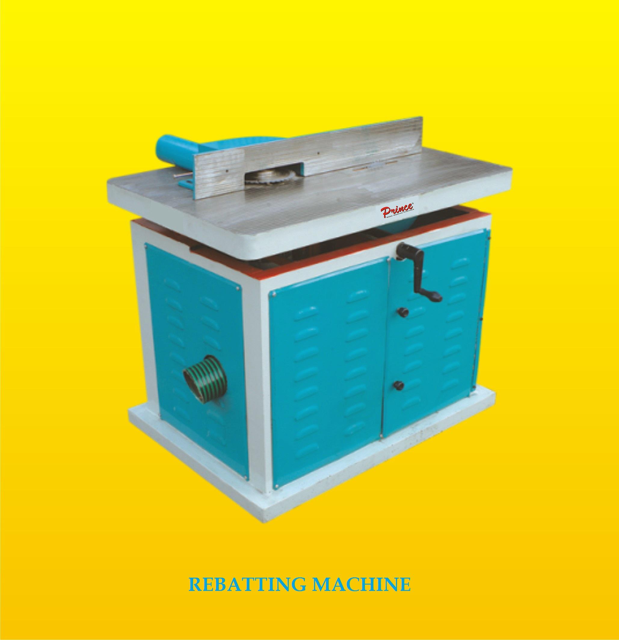 Rebatting Machine