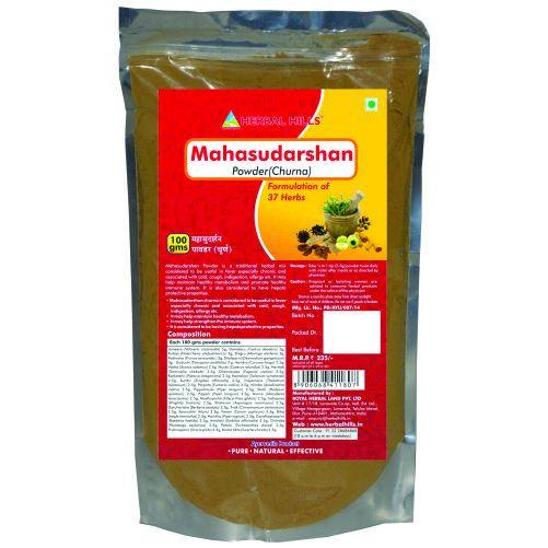 Mahasudarshan Churna - 100 gms powder (MS180)