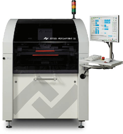 Pcb Printing Machine Manufacturer in New Delhi Delhi India by Bergen
