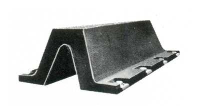 RANELAST ARCH FENDERS (RANELAST Arch Rubber Fenders)