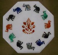 marble inlay handicrafts