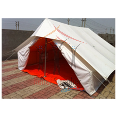 Double fly double fold ridge Tents