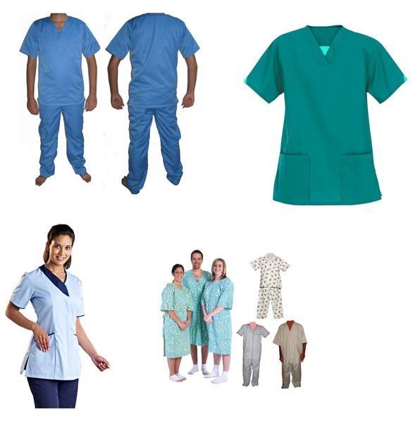 Hospital Wear Manufacturer In Delhi India By Shiva