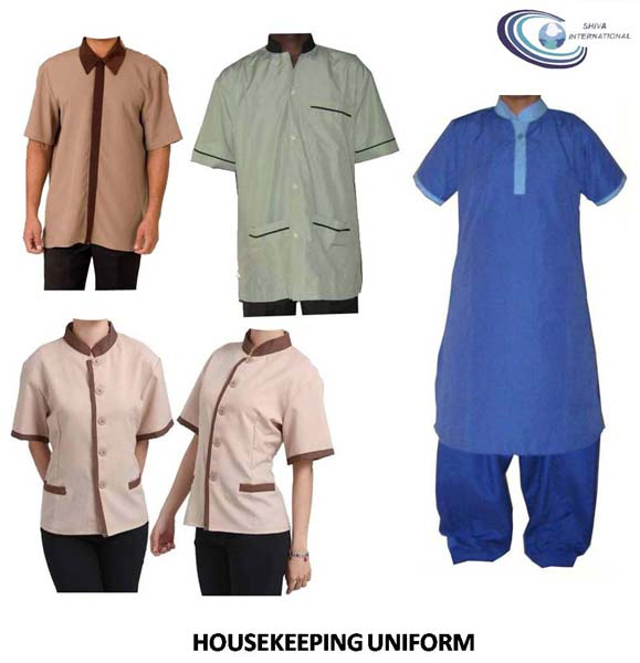 Housekeeping Uniform Manufacturer in Delhi India by Shiva ...