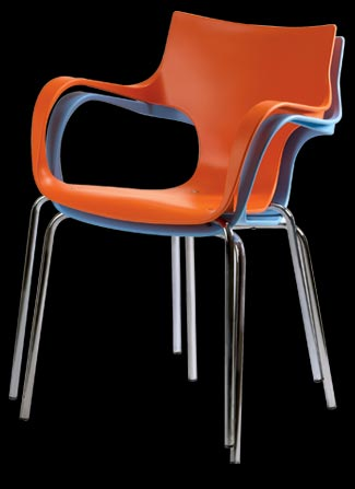 Buy Cafe Seating Chair From Eurotech Design Systems Pvt Ltd India Id 1404956