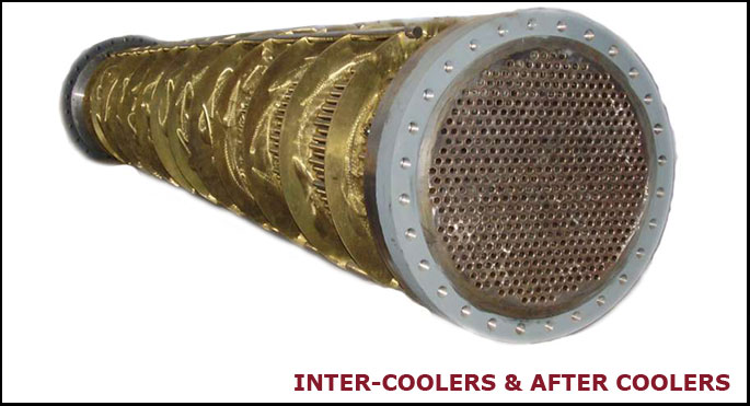 Inter-Coolers & After Coolers