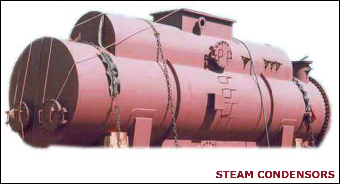 Steam Condensors
