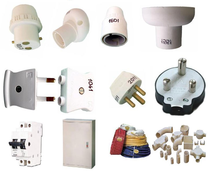 low voltage electrical accessories manufacturer in gujarat india by rh exportersindia com Home Audio Wiring Accessories SF Wiring Accessories