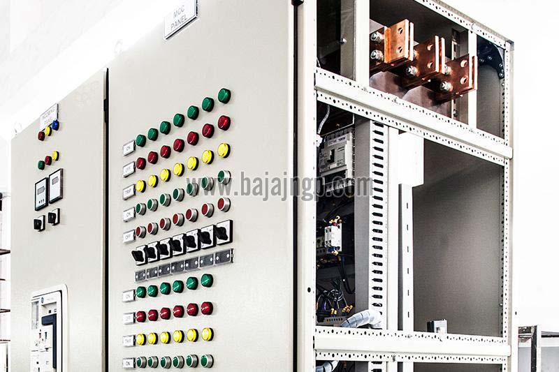 Electric panel drive panel power distribution board for General electric motor control center