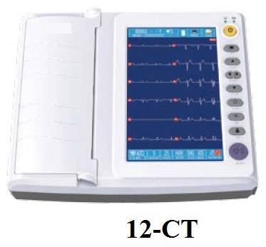 12 Channel Electrocardiograph