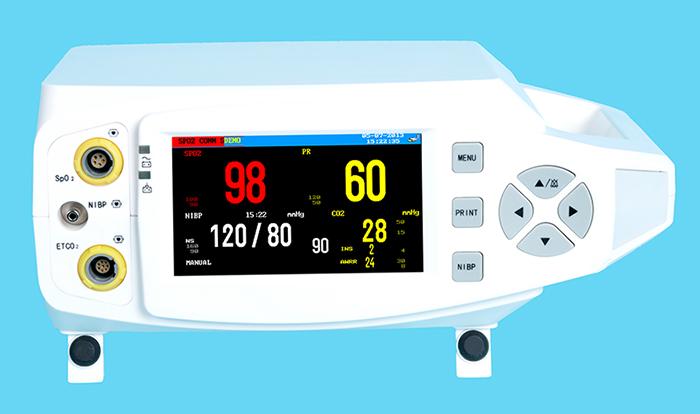 Vital Signs Monitor (Pox-610)