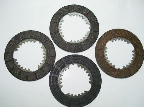 Moulded Clutch Plates