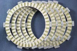Clutch Plates for Tvs King