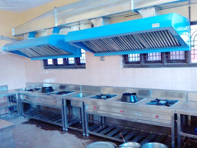 Services - Hotel Kitchen Exhaust Ducting from Solapur Maharashtra ...