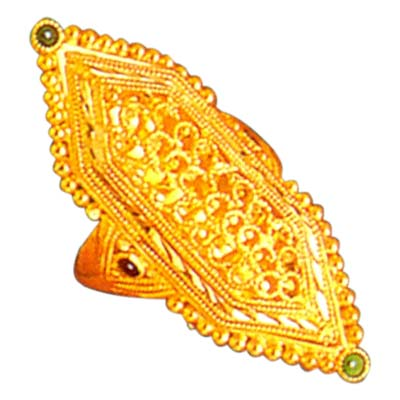 Gold La s Ring Manufacturer & Manufacturer from Chennai India