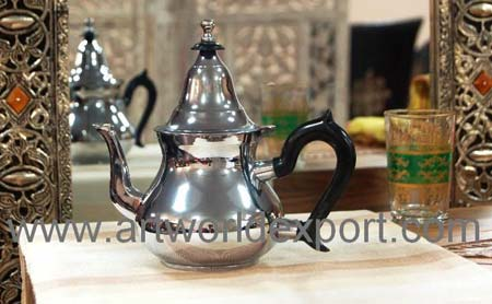 825bd0e1d0b Buy Moroccan Metal Teapots from Art World Export