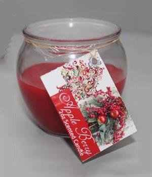 Bakery Promo Jar Candle (PC/HR-001,012,018)