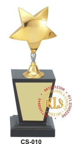 Gold Plated Star Award