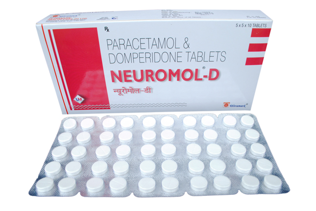 Buy Neuromol-D Tablets from Biosearch Organics, India | ID